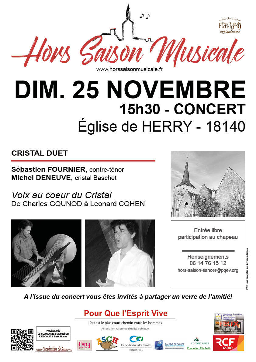 20181125 affiche concert herry