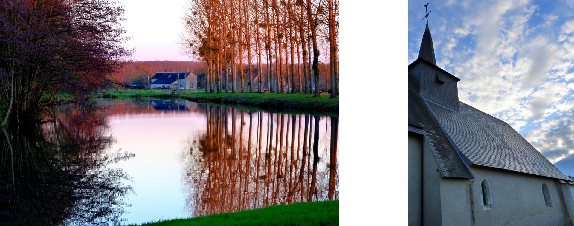Argenvières / Saint-Léger-le-Petit
