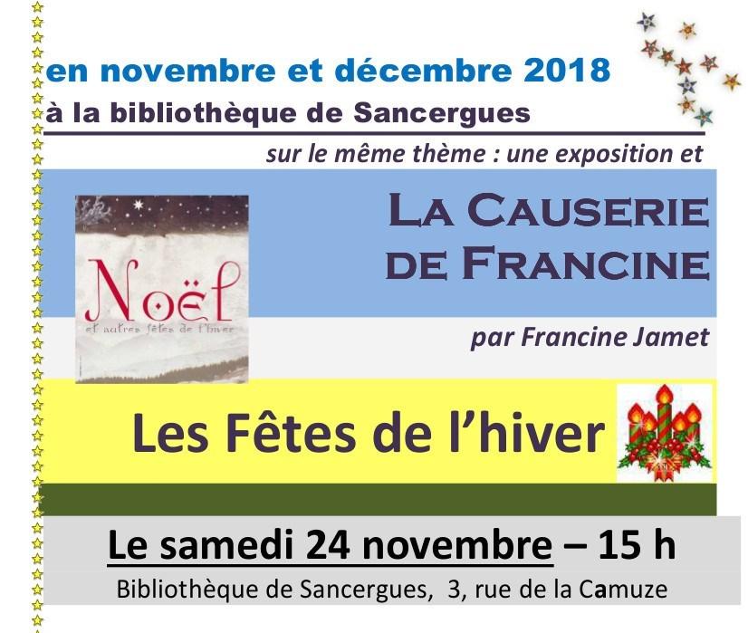 Bibliothequesancergues decembre2018 feteshiver w