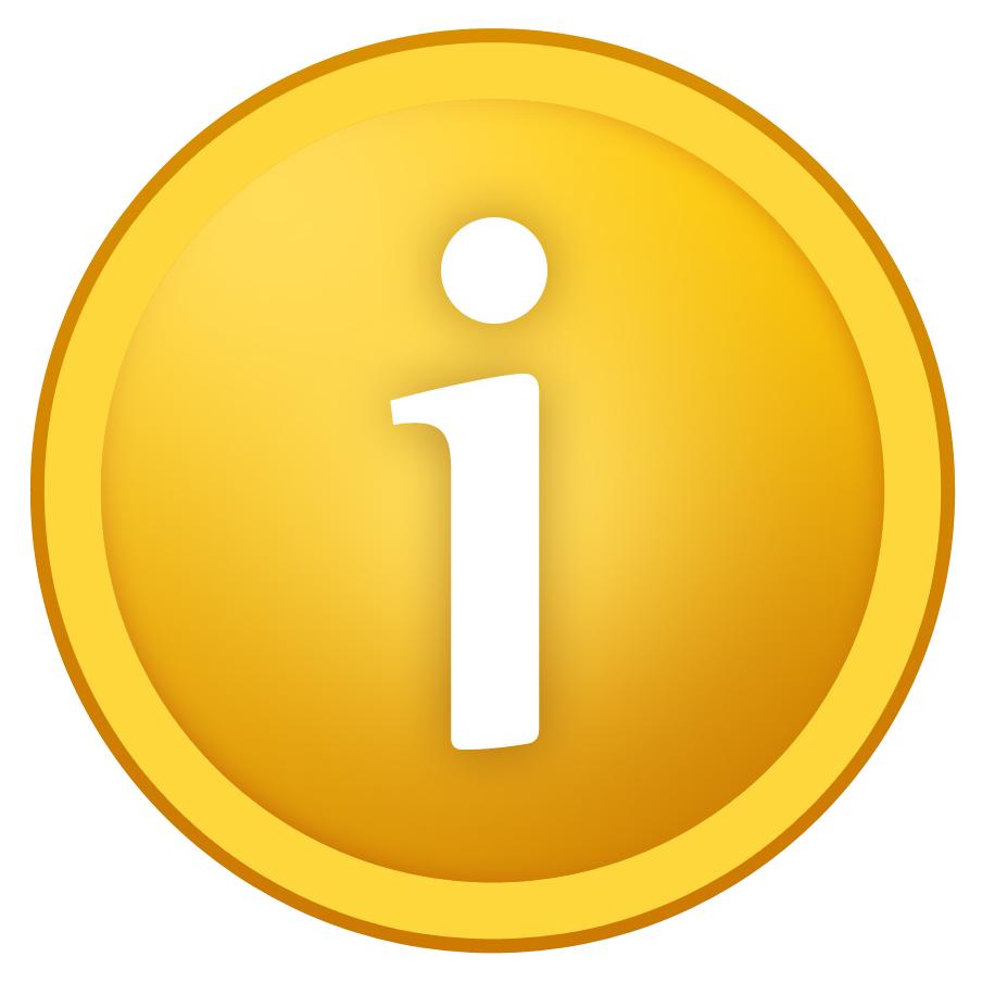 Info jaune