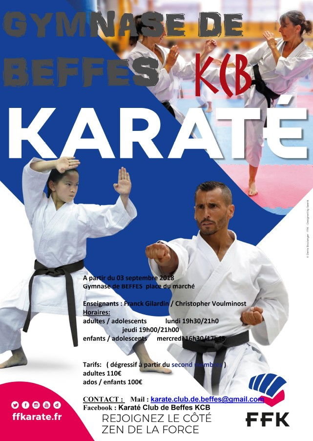 Karate beffes 2018