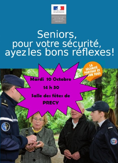 Securite seniors