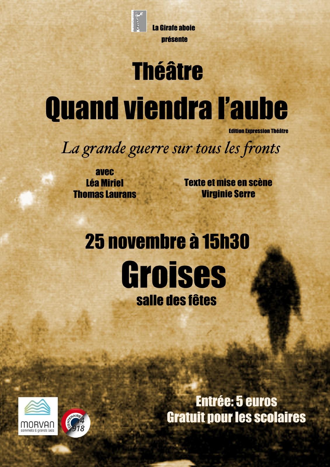 Theatre groises 25 11 19